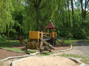 Spielplatz Oberau
