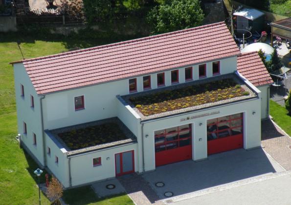Feuerwehr Großdobritz