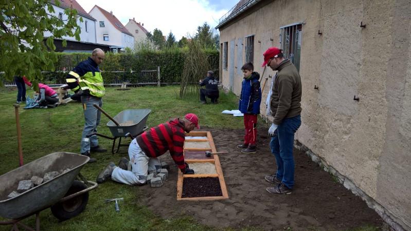 Gartengestaltung bei den kleinen fr schen in niederau - Gartengestaltung programm ...