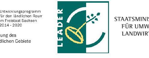 Logo EPLR Leader Sachsen