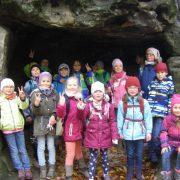 In den Felsen der Sächsische Schweiz