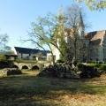 Schlossareal Bruecke