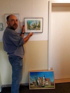 Kunstausstellung Groebner