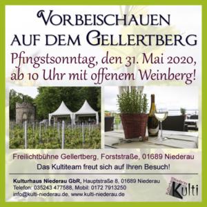 Pfingstsonntag auf dem Gellertberg